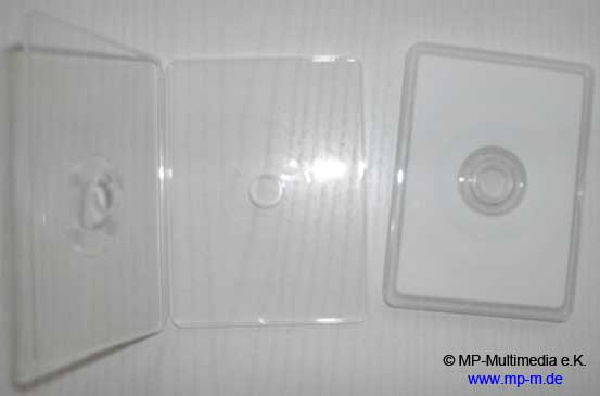 Leer Hüllen Für Die Sichere Und Repräsentative Cd Dvd Oder