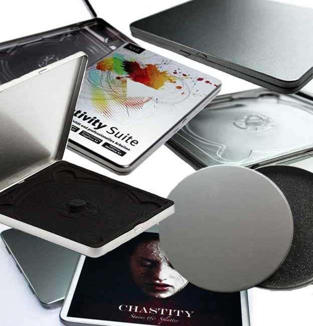 cd metallboxen inkl druck wir bedrucken f r sie cd dvd h llen aus metall. Black Bedroom Furniture Sets. Home Design Ideas
