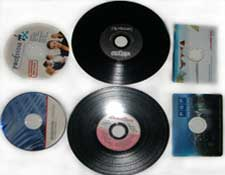 Cd Dvd Produktion Komplette Herstellung Kopieren